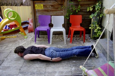 Backyardplanking