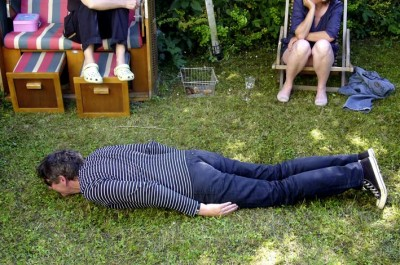 Father's Dayplanking #1