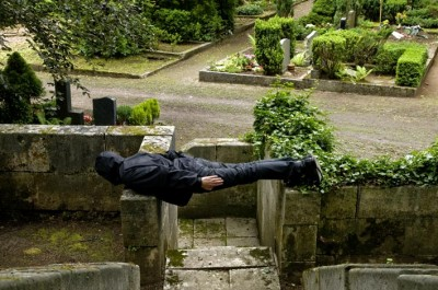 Cemeteryplanking / photo: Claus Bach