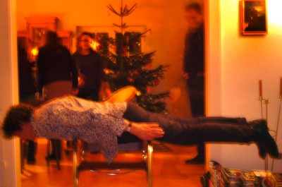 New Year's eveplanking / photo: Andrea Dietrich